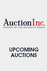 Find Specials || Upcomming auctions From AuctionInc