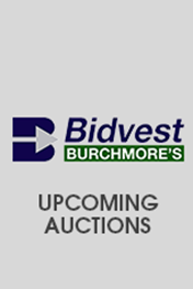 Exciting Auctions from Burchmore's Auctions